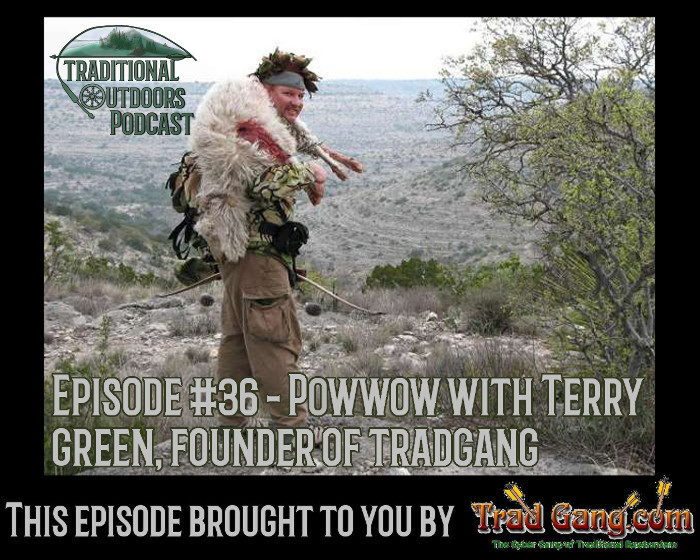 Terry Green of TradGang